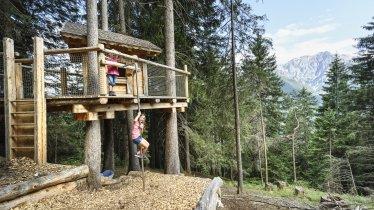 Baumhausweg Stubai, © TVB Stubai Tirol/Andre Schönherr