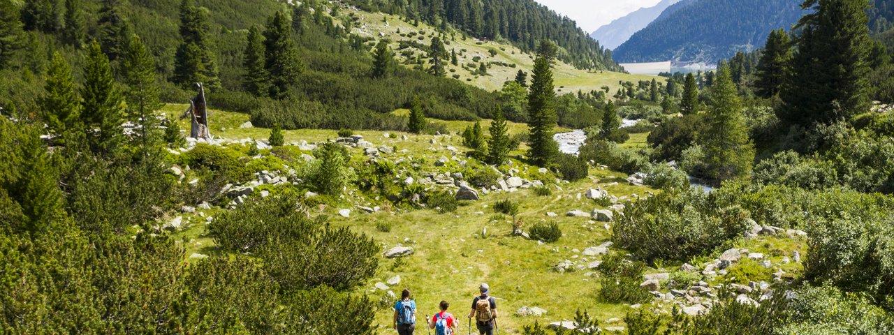 Wandern in Mayrhofen, © Lorenz Seiwald / W9 studios