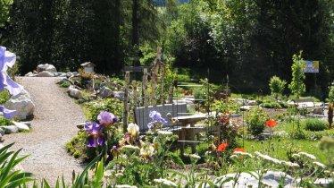 Schaukräutergarten Hildegard von Bingen, © TVB Alpbachtal