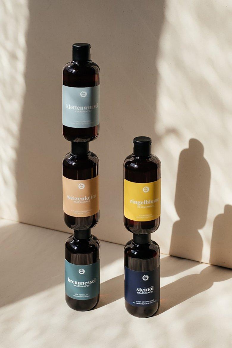 Verwöhnprogramm mit den Shampoos von Walde Seifen.