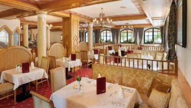 Söll_Hotel_AlpenSchlössl_Restaurant_WilderKaiser, © Hotel AlpenSchlössl/Hans Ager