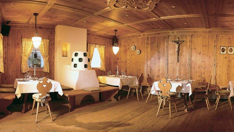Schlossherren-Stube im Schlosshotel Ischgl, © Schlosshotel Ischgl