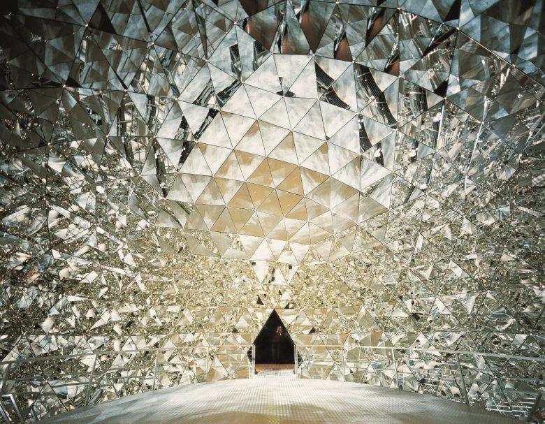 Svarovski Kristalldom (Foto: Walter Oczlon)