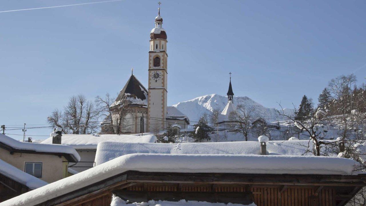 Tarrenz im Winter, © Imst Tourismus