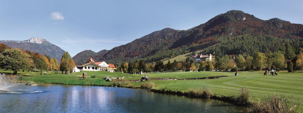 Golf & Countryclubs Lärchenhof, © Kitzbüheler Alpen