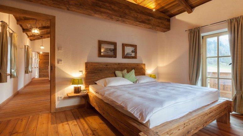 Zimmer im Chalet Bergwiesenhof, © Chalet Bergwiesenhof