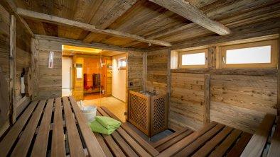 Bio- und Finnische Sauna, © Gasthof Roßmoos