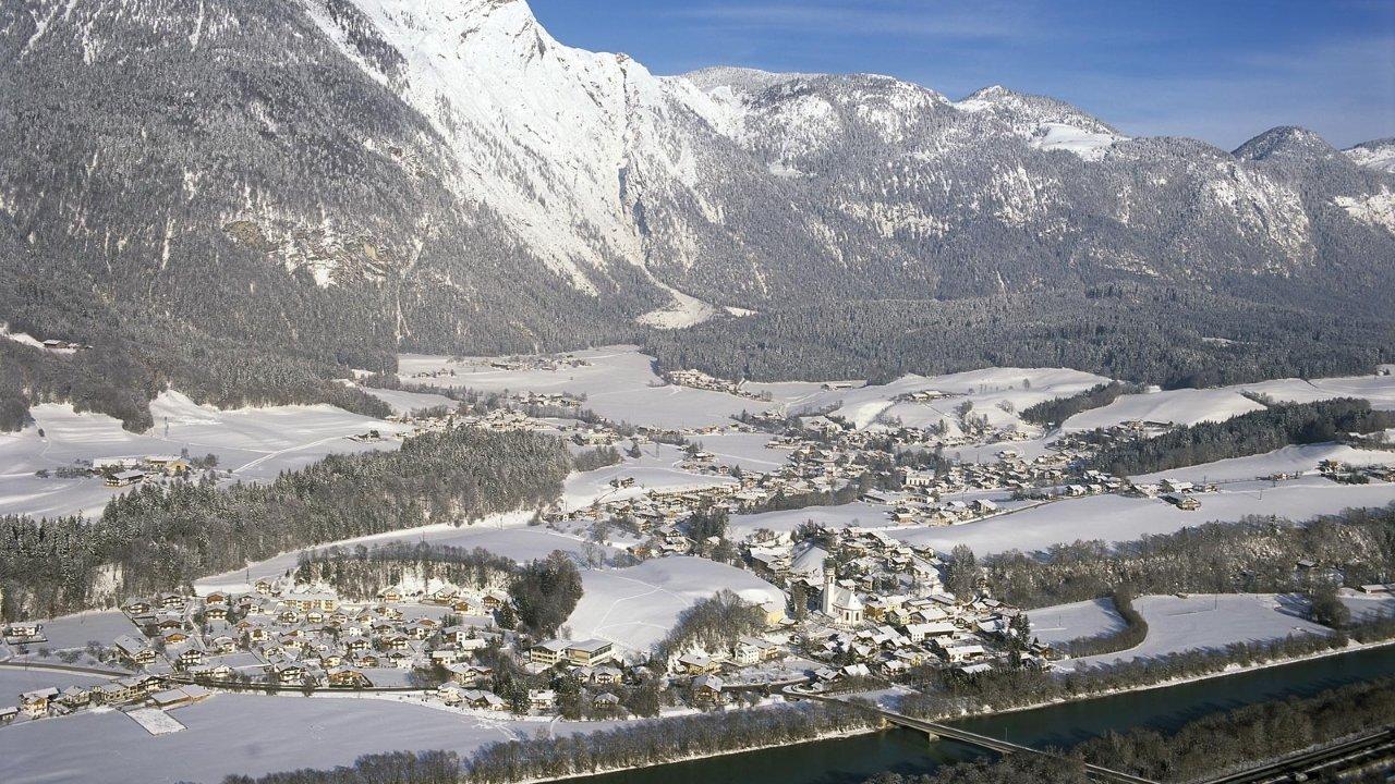 Breitenbach im Winter, © Alpachtal Seenland Tourismus