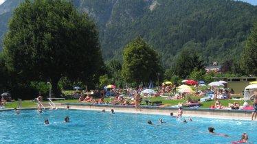 Schwimmbad Jenbach, © Silberregion Karwendel
