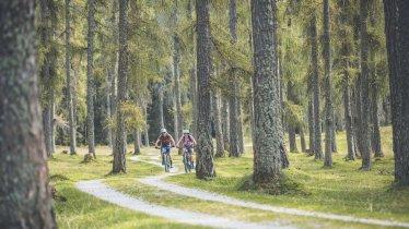 Biken in der Zugspitzarena, © Tiroler Zugspitz Arena/C. Jorda