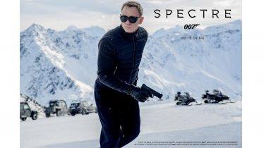 "Daniel Craig bei den Dreharbeiten zu ""Spectre"", © 2015 Danjaq, LLC, Metro-Goldwyn-Mayer Studios Inc., Columbia Pictures Industries, Inc. SPECTRE"