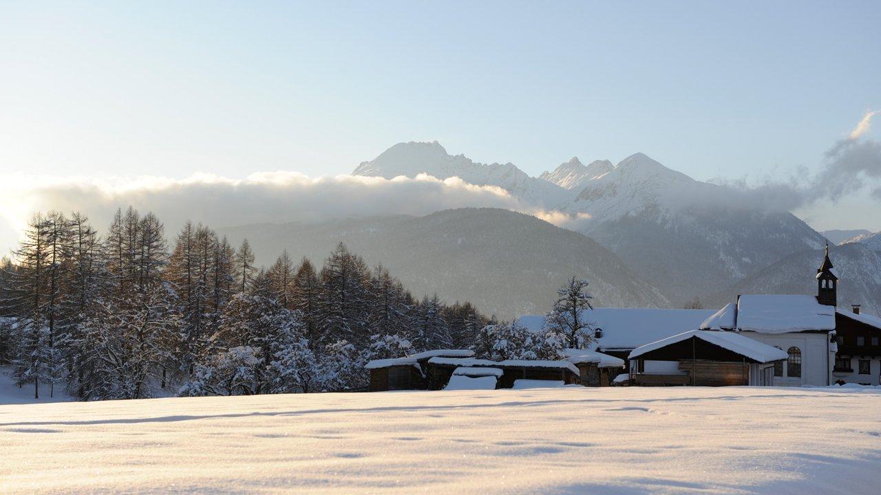 Winterwandern auf dem Sonnenplateau