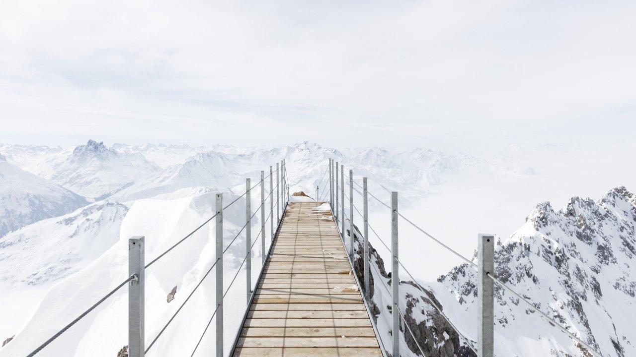 Panoramablick von der Vallugaspitze, © Tirol Werbung / Sailer Gregor