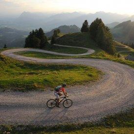 Mountainbiken im Kaiserwinkl, © Tirol Werbung / Josef Mallaun
