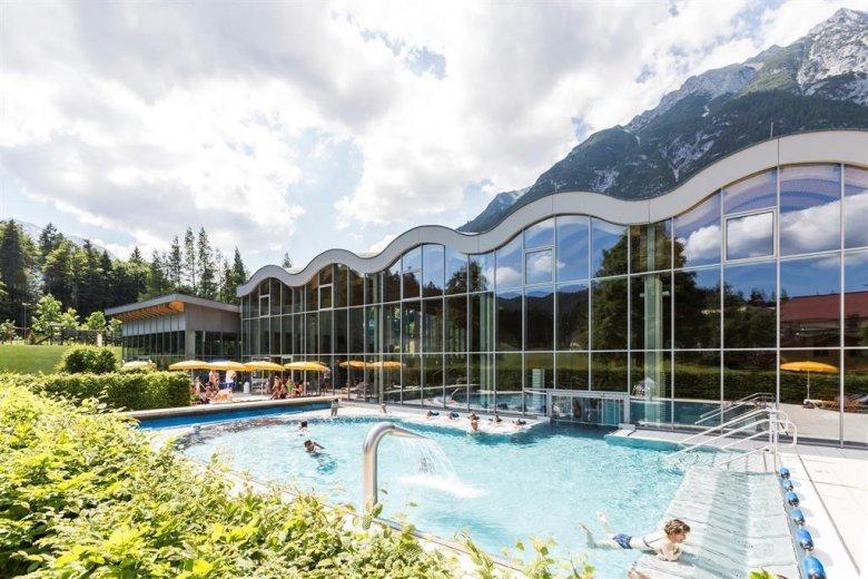 Fotos: Alpenbad Leutasch