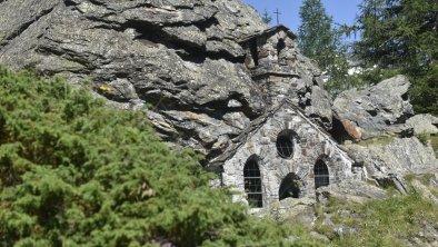 Felsenkapelle-Innergschloess