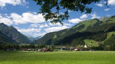 Bach im Sommer, © Lechtal Tourismus/Irene Ascher