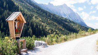 Bike Trail Tirol Etappe 06: Ehrwald - Scharnitz, © Tirol Werbung / Dominik Gigler