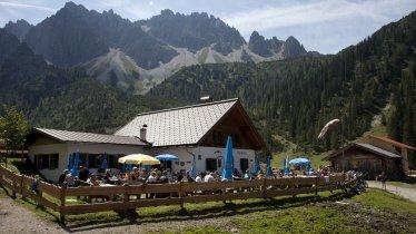Adlerweg-Etappe 15: Eppzirler Alm, © Tirol Werbung / Kranebitter Klaus