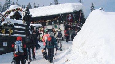 Schneeschuhtour über den Brunschkopf, © Foto Athesia Tappeiner