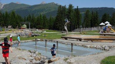 Wasser- & Erlebniswelt Bärenbachl, © Tirol Werbung