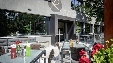 Hotel Rufi`s Aussenbereich Eingang