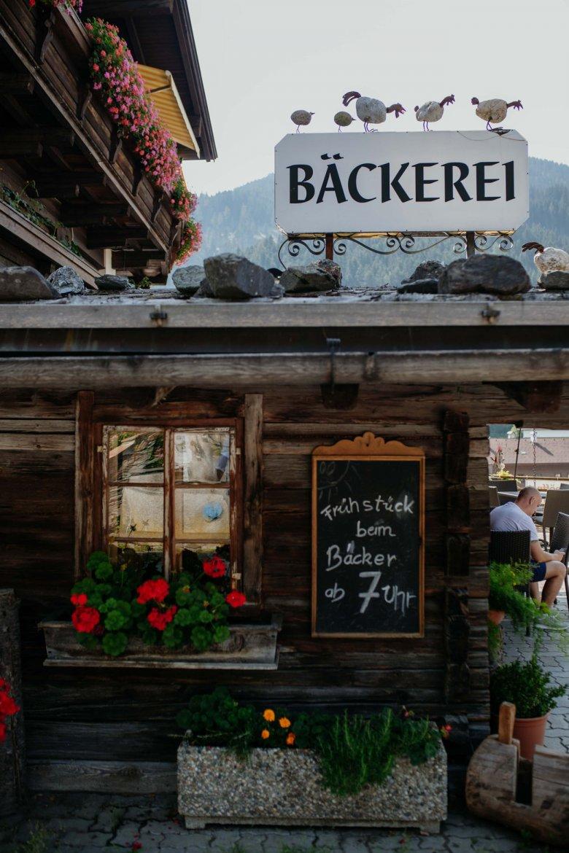 Die Wilschönauer Backstube in Oberau