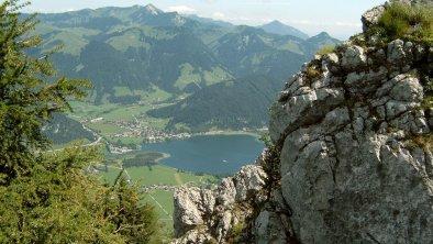 Blick von Heuber Hotel Garni Tirol