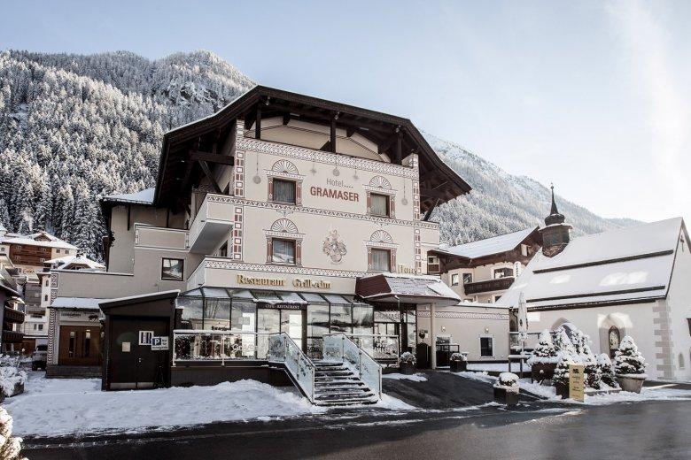 DAs Hotel Gramaser in Ischgl. , © Huber Webmedia, Philipp Huber