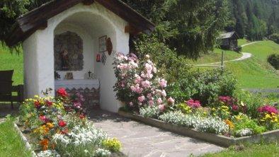Unsere kleine Hauskapelle im Garten