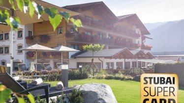 Hotel Brugger Sommer Stubai Super Card