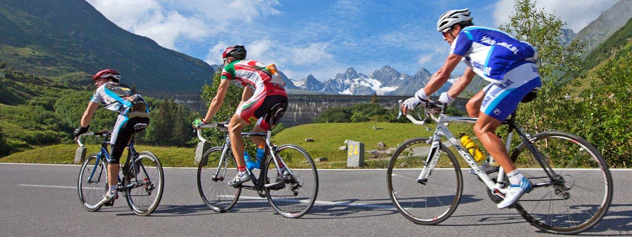Arlberg Giro in St. Anton: Der Rad-Marathon führt 150 Kilometer durch traumhafte Bergwelten, © TVB St. Anton am Arlberg