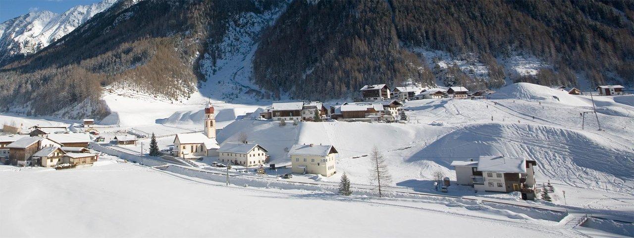 Skigebiet Umhausen-Niederthai, © Ötztal Tourismus