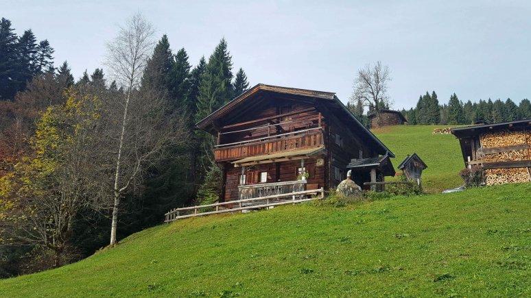 Gföll Hütte, © MTS Austria GmbH