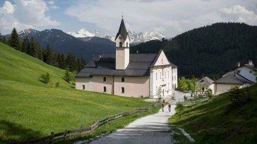 Mountain bike ride to Maria Waldrast, © Tirol Werbung / Neusser Peter