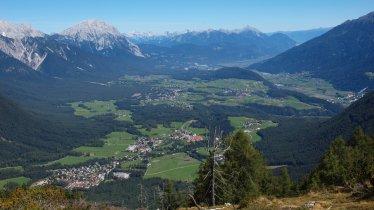 Mieminger Plateau im Sommer - Blick vom Simmeringer Horn, © Sonnenplateau Mieming