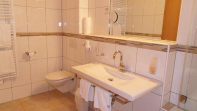 Badezimmer Komfort-Doppelzimmer