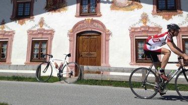 Rennradtour: Karwendeltour, © Esther Willhelm