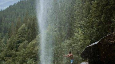 Schleierwasserfall am Wilden Kaiser, © Tirol Werbung/Jens Schwarz