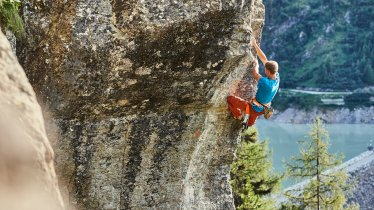Klettergarten Gailwand im Kaunertal, © Kaunertal Toursismus