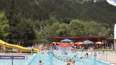 Schwimmbad Vithal in Assling, © Gemeinde Assling