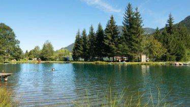 Freizeitanlage Brixen im Thale Badesee, © Kitzbüheler Alpen - Brixental