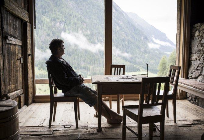 Wunderschöner Ausblick von Georg Praxmarers Hof, © Tirol Werbung/Lisa Hörterer