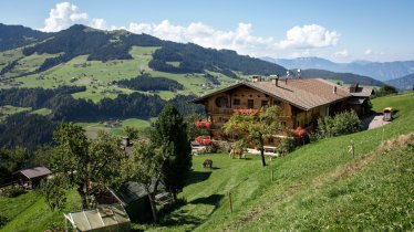 Siedlerhof in Hopfgarten, © Tirol Werbung/Lisa Hörterer
