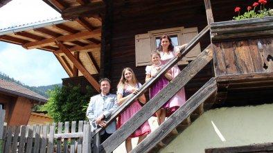 Ihre Gastgeber Familie Wörndle