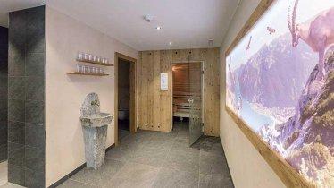 Wellnessbereich - Finnische Sauna, © Gasthof St. Hubertus