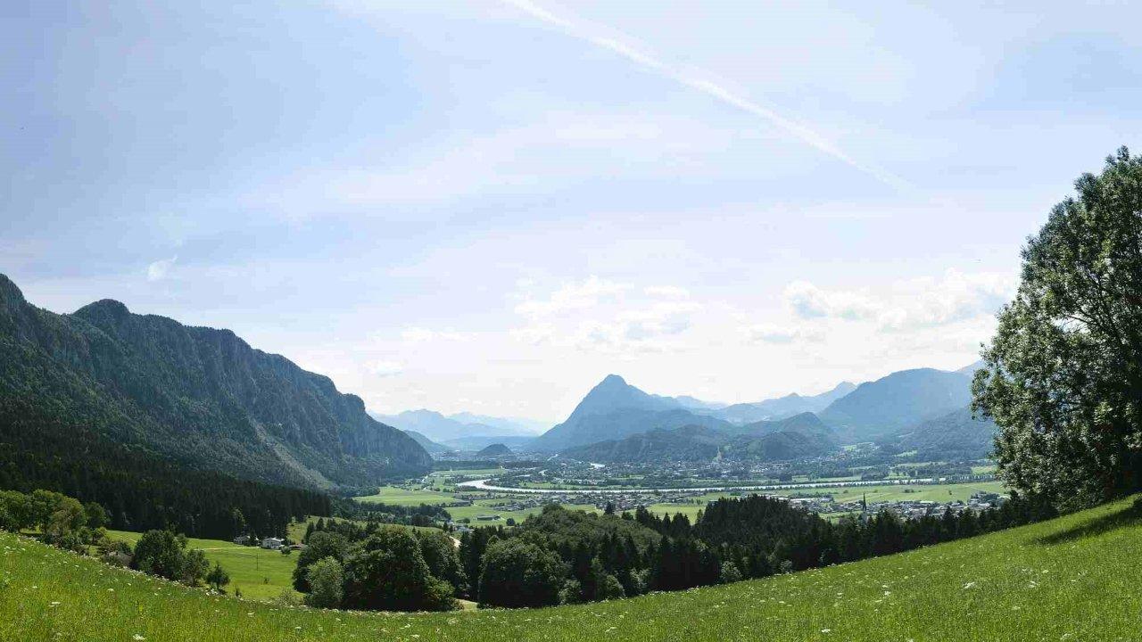 Ebbs im Sommer, © Kufsteinerland