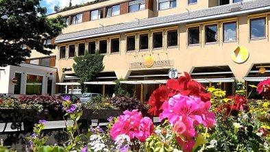Hotel Sonne Lienz - Eingang