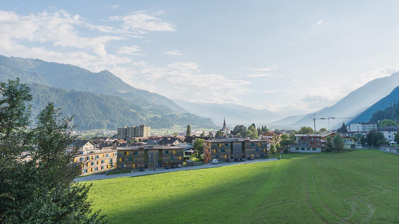 Jenbach im Sommer, © TVB Silberregion Karwendel