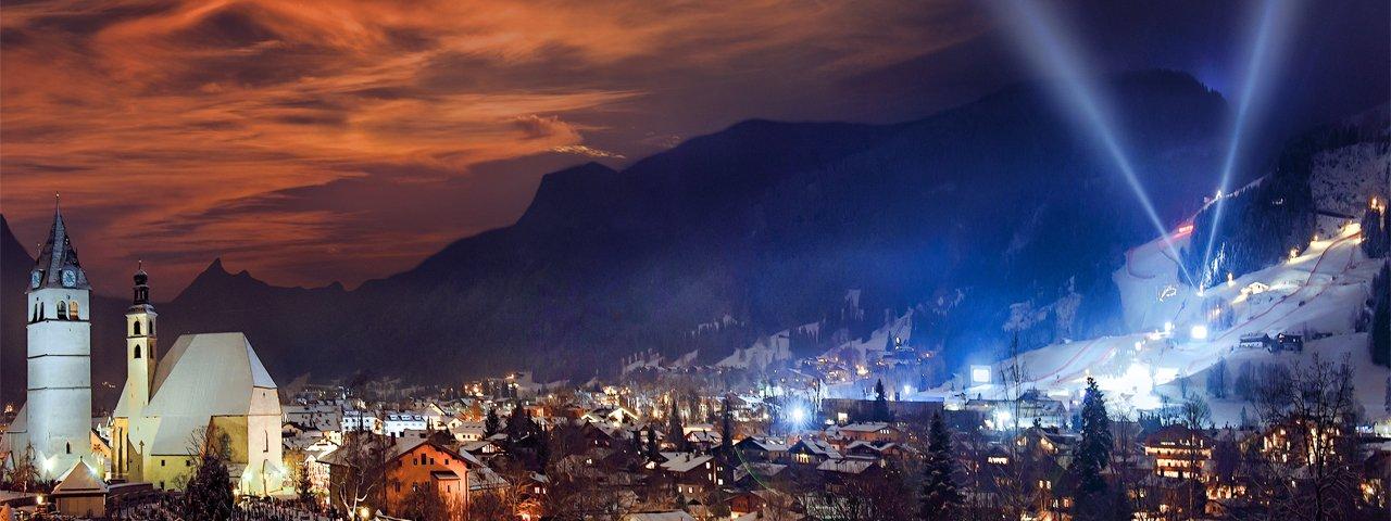 Das Neujahrs-Feuerwerk in Kitzbühel zieht zehntausende Zuschauer an, © Andreas Tischler